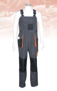 Classical and Popular Bib Pants/Work Bib Overall/Mens T/C Work Trousers