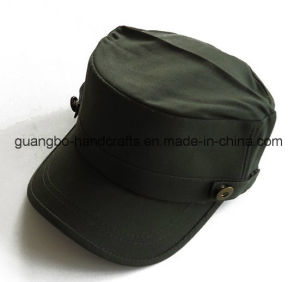 Custom Promotional Military Trucker Cotton Mess Cap pictures & photos