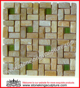 Marble Mosaic /Stone Mosaic /Marble Medallion (SK-3124) pictures & photos