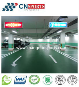 Painting/Coating for Anti-Slip Parking Area Flooring pictures & photos