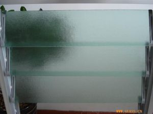 3-6mm Float / Pattern Louver Glass / Glass Louver for Window pictures & photos