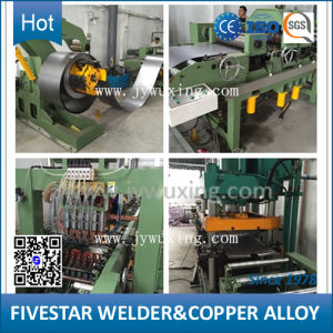 Frequency Control Welding Production Line for Power and Distribution Transformers pictures & photos
