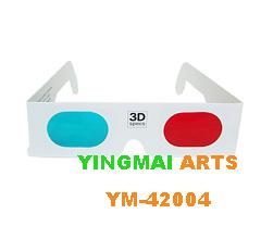 Promotion Paper 3D Glasses (YM-42004)
