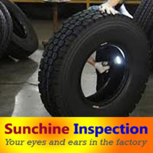 Tire Pre-Shipment Inspection Service in Shandong Province / Buy Tires of Good Quality in China pictures & photos
