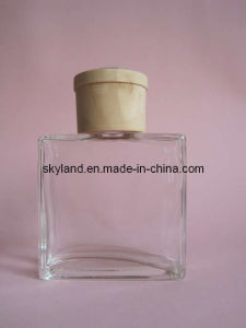 Square Reed Diffuser Glass Bottles