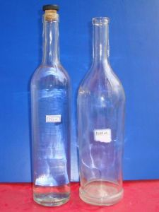 Glass Wine Bottle (VJ-006)