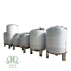 Stainless Steel Vertical Water Tank