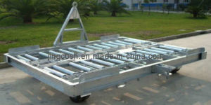 7t Standard Collection Container Dolly