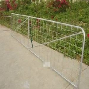 Steel Pipe Fencing (SG-003) pictures & photos
