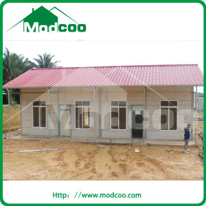Low Cost Prefabricated House and Wall Panels for Sale