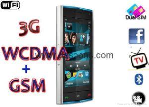 3G Mobile Phone WCDMA GSM (W301)