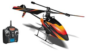 4CH Mini Indoor/Outdoor Single-Blade Helicopter