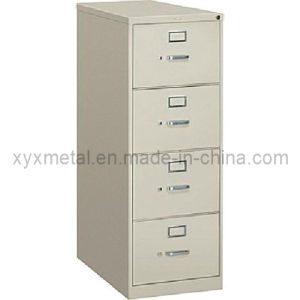 Four Drawers Letter Size High Side Vertical File Cabinet pictures & photos