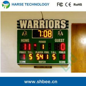 Shanghai 2014 LED Football Scoreboard
