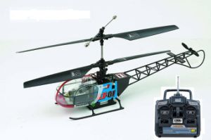 Rc Radio Controlled Little Bird Helicopter 4 Channel