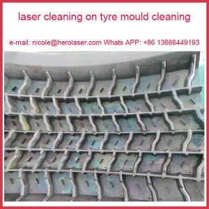 High Precision Mould Laser Cleaning Machine No Damage to Substrate pictures & photos