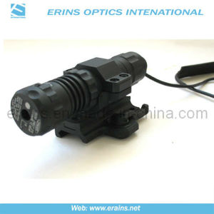 Quick Release Mount 20mw Tactical Green Laser Sight and Scope (GJ-KD-1) pictures & photos