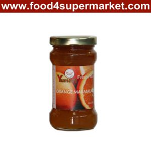 High Suagr Peach Flavour Fruit Jam pictures & photos
