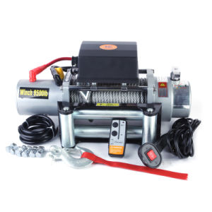 Car Trailer Electric Winches 9500lb pictures & photos