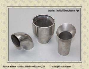 SUS409 Stainless Steel Welded Car Exhaust Pipe pictures & photos