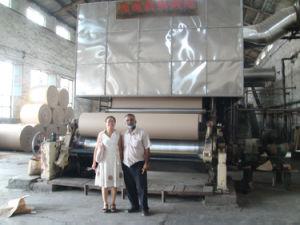 Kraft Paper Machine (2100mm) , Fluting Paper Machine, Brown Paper Machine, Bag Paper Making Machine pictures & photos
