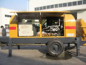 Concrete Delivery Pump (HBTS80-16-161R)