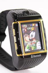 Waterproof Watch Mobile Phone (KF-W08)