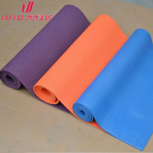 Printed PVC Foam Yoga Mat