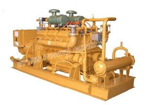 400kw/500kVA Natural Gas Generator Set