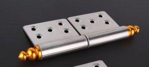 304 Stainless Steel Cabinet Door Hinge Flag Hinge Yfs-017 pictures & photos
