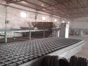 Concrete Reinforcing Welded Iron Mesh Panel pictures & photos