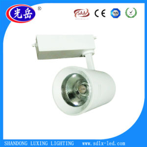 High Brightness Ce RoHS Certification 30W LED Track Spotlight/COB LED Track Light pictures & photos