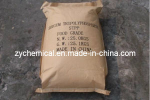 Sodium Tripolyphosphate, STPP 90% 94%, as an Oil Contamination Resistance Agent in Paper Production pictures & photos