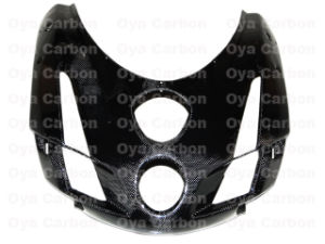 Carbon Fiber Front Fairing Parts for Ducati 749 999 pictures & photos