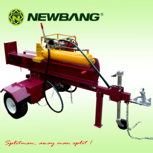 Industry Log Splitter Poweful Diesel (TS42T/610HV-D) pictures & photos