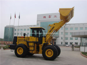 Degong 5tons Wheel Loader with 3m3 Bucket Capacity Low Price pictures & photos