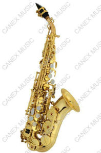 Soprano Saxophone (SAS-L) /Junior Students or Kids pictures & photos