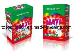 Fmcg Line Eco-Friendly Paper Box Washing Powder pictures & photos