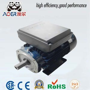 AC Electrical Water Pump 1.5HP Motor pictures & photos
