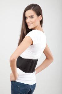 Tourmaline Far Infrared Ray Heat Waist Belt Support Pain Relief (ZJ-0135)