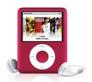 MP3 MP4 Music Player (MW301)