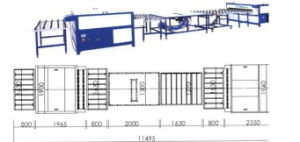 Double Glass Production Line/Insulating Glass Machinery pictures & photos