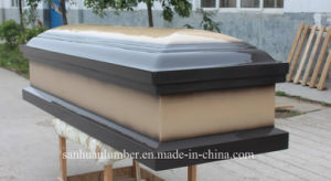 Wooden Casket for Funeral Products / New Model Sytle Wooden Casket pictures & photos