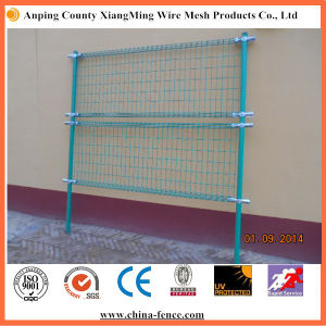New Kind Double Loop Wire Mesh Fence pictures & photos