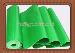 with EU Certificate Insulation Rubber Sheet, 3600V Insulation Rubber Flooring pictures & photos