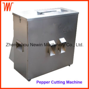 200-400kg/H Professional Multifunction Pepper Cutting Machine pictures & photos