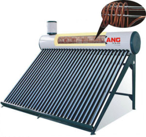 Pre-Heated Solar Heating System With Heat Exchanger (SK-PH-58-1800-300)