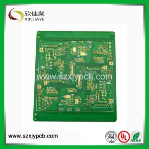 Multilayer PCB with Gold Finger pictures & photos