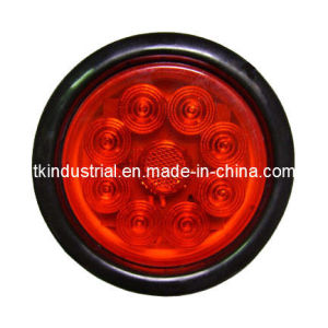 "LED 4""Round Truck Light pictures & photos"
