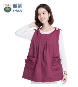 2017 Pma Matel Fiber Anti-Radiation Clothes for Pregnant Mummy